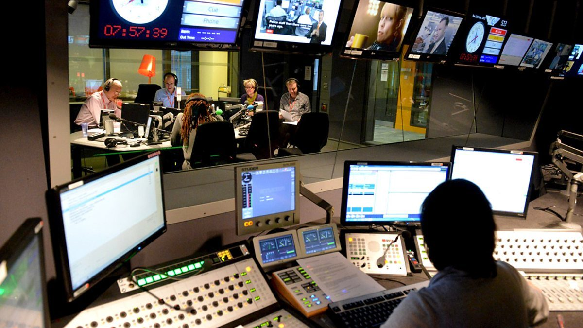 About Radio Journalism In Public Broadcasting